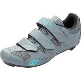 Giro Techne kengät Naiset, titanium/glacier